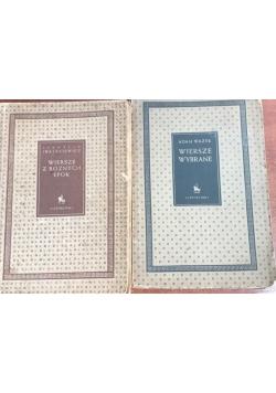 Wiersze wybrane/ Wiersze z różnych epok