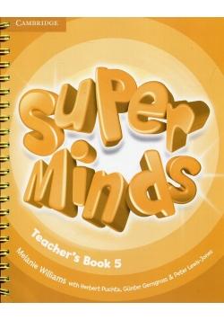 Super Minds 5 Teacher's Book