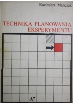 Technika planowania eksperymentu