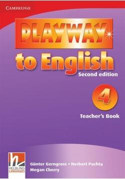 Playway to English 4 Teacher's Book