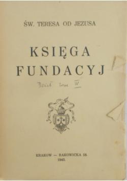 Księga Fundacyj, 1943 r.