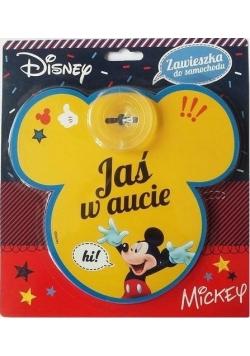 Zawieszka Miki - Jaś w aucie