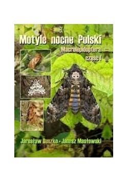Motyle nocne Polski, Nowa