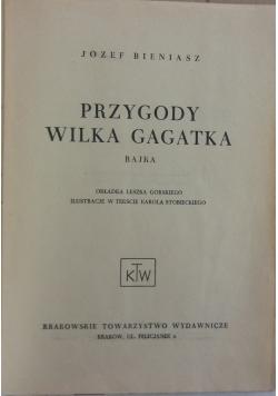 Przygody wilka gagatka