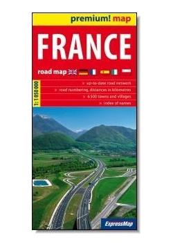 Premium!map Francja (France) 1:1 050 000 mapa