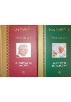Modlitwy, 2 ksiąki