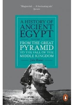 A History of Ancient Egypt v.2