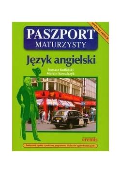 Paszport maturzysty Język angielski + CD