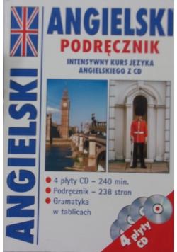 Angielski Podręcznik Intensywny kurs języka angielskiego z cd