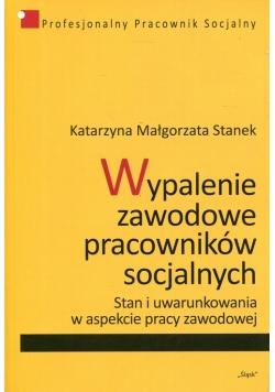 Wypalenie zawodowe pracowników socjalnych