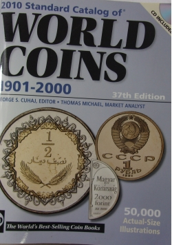 Catalog of World Coins, 1901-2000