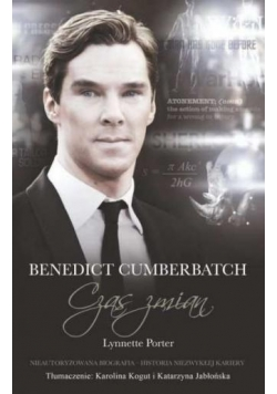 Benedict Cumberbatch. Czas zmian TW