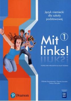 Mit links Język niemiecki 7 Podręcznik wieloletni + CD Część 1
