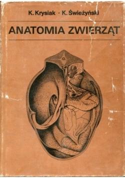 Anatomia zwierząt. Tom 2.