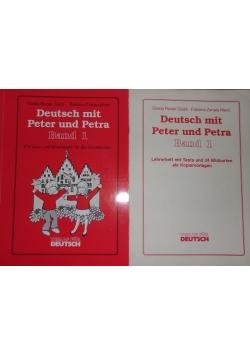 Deutsch mit peter und petra band 1, plus ćwiczenia