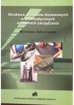 Struktura procesów biznesowych w informatycznych systemach zarządzania