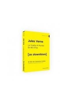 W 80 dni dookoła świata w.hiszpańska + słownik