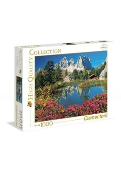 Puzzle High Quality Collection Passo Pordoi 1000