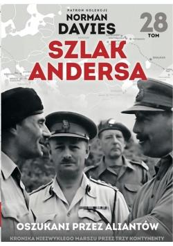 Szlak Andersa T.28 Oszukani przez aliantów