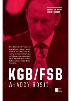 KGB/FSB Władcy Rosji