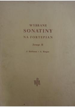 Wybrane Sonatiny na fortepian, zeszyt II