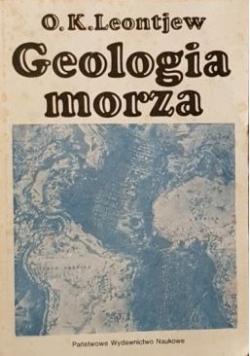 Geologia morza