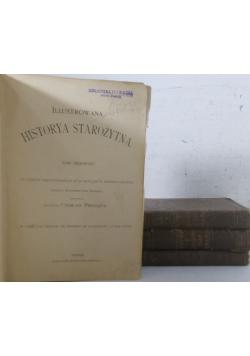 Ilustrowana Historya Średniowiecza, Tom I , II, III 1900 r.