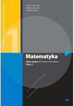 Matematyka LO 1 zbiór zadań ZPR NPP w.2012 OE
