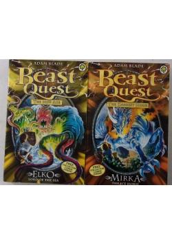 Best Quest, 2 książki