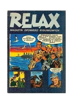 Relax magazyn opowieści rysunkowych wyd. 1, nr 13/77