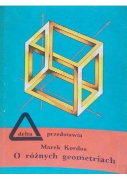 O różnych geometriach