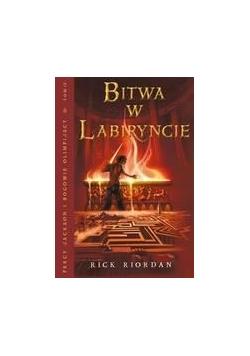 Percy Jackson i bogowie - T4 Bitwa w labiryncie