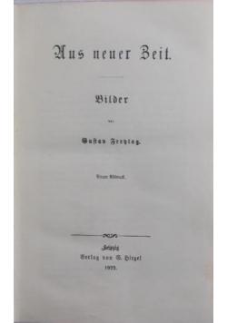 Aus beuer Beit, 1922 r.