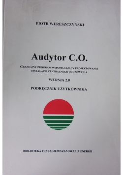 Audytor C.O.