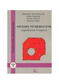 Metody numeryczne.