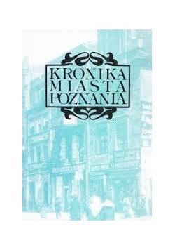 Kronika miast Poznania