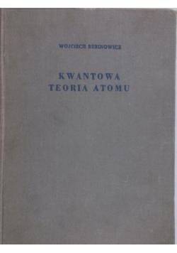 Kwantowa teoria atomu