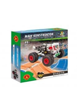 Mały konstruktor Monster Truck - Warrior ALEX
