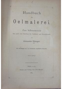 Zum Selbstunterricht, 1885r.