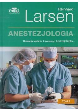 Anestezjologia. Larsen T.2
