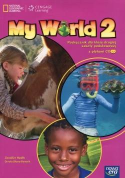 My World 2 Podręcznik z płytami CD