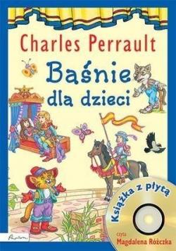 Baśnie dla dzieci. Charles Perrault + CD