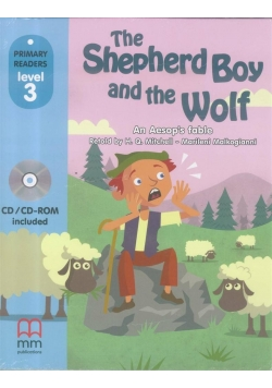 The Shepherd Boy and The Wolf + CD-ROM