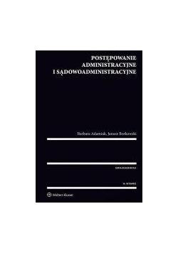 Postępowanie administracyjne i sądowoadmin. w.16