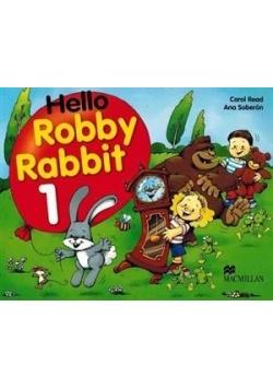 Hello Robby Rabbit 1 SB MACMILLAN