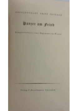 Danzer am Feind, 1942r.