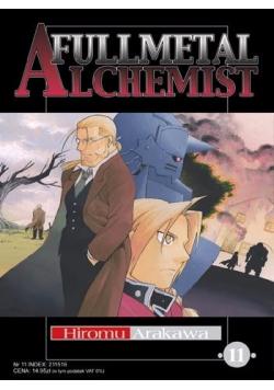 Fullmetal Alchemist nr.11