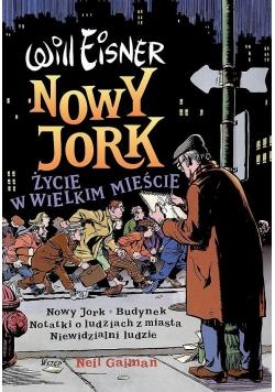 Mistrzowie Komiksu. Exclusive T.17 Nowy Jork