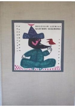 Klechdy sezamowe