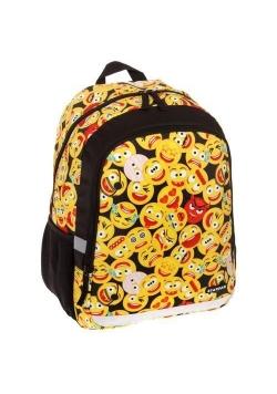 Plecak szkolny emotikonki